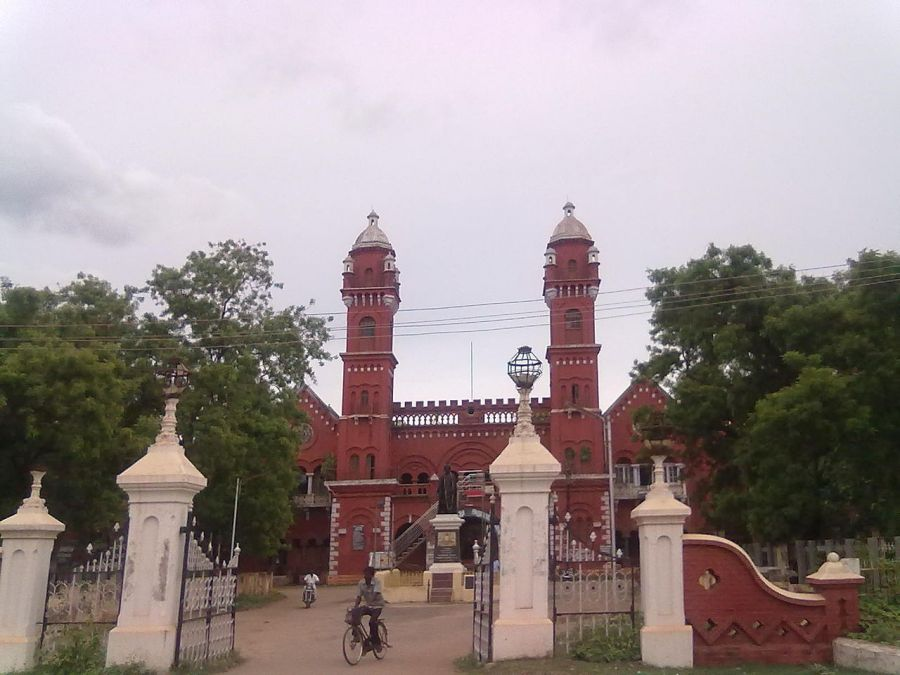 Px Pudukkottai District Court