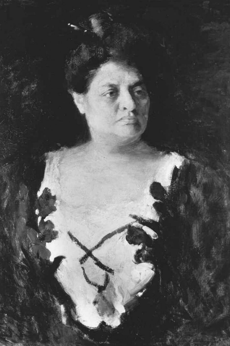 Painting Of Abigail Campbell