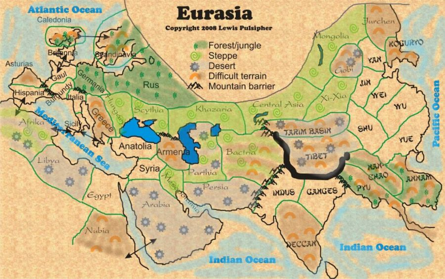 Ancient Beurasia