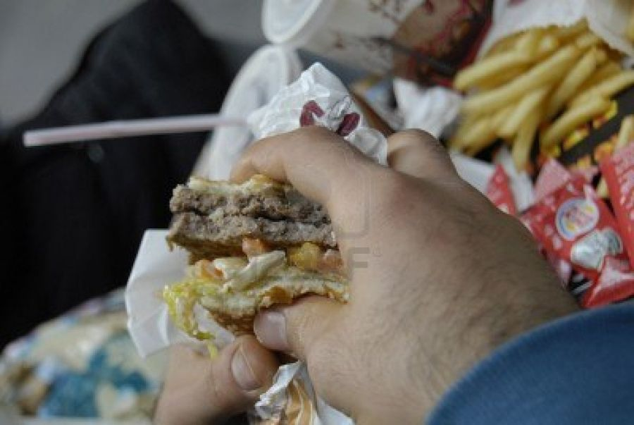 Denmark Copenhagen Danes And All Foreign Visiting Denmark Have To Pay Fat Tax When Eating Fast Fo