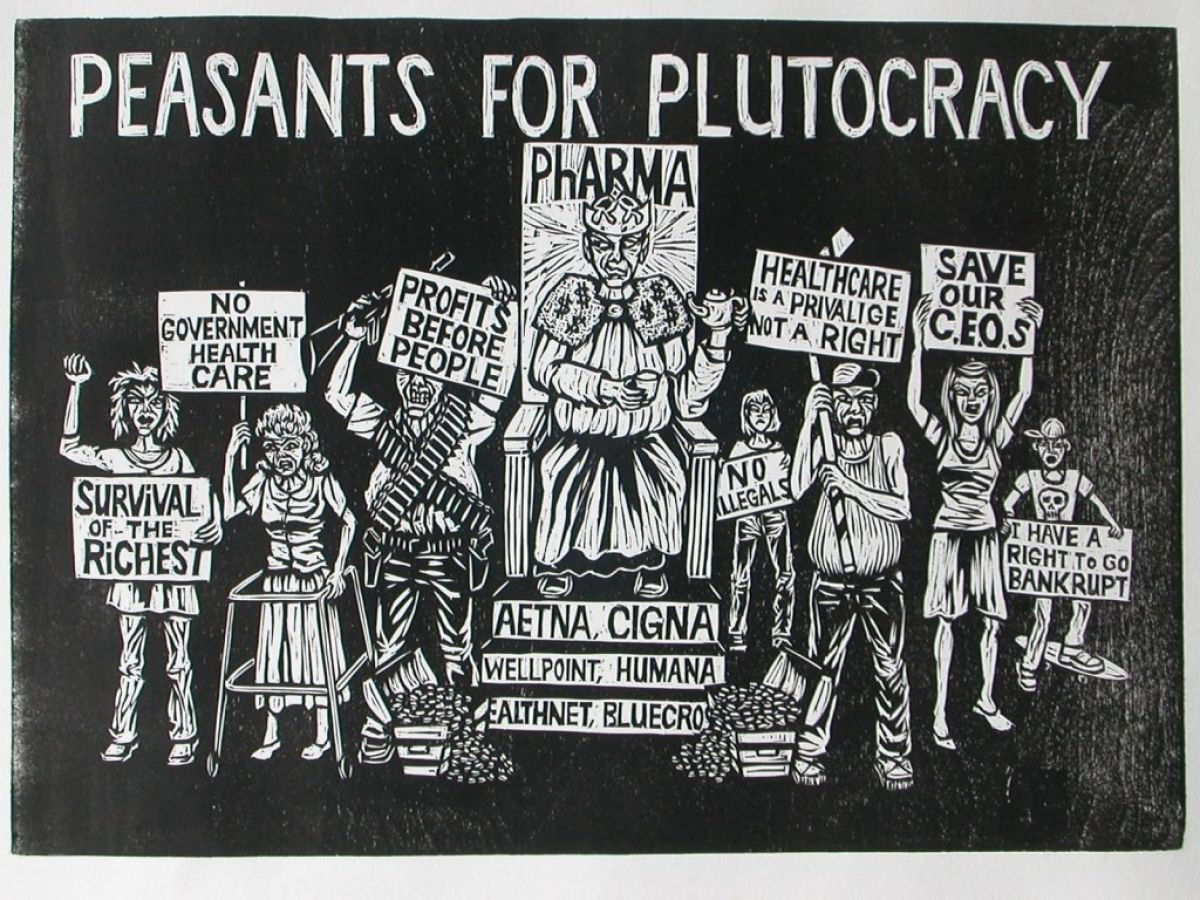 Image result for peasants for plutocracy