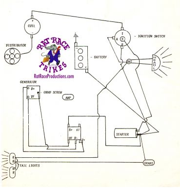 vw trike wiring diagram fans share images vw trike wiring diagram