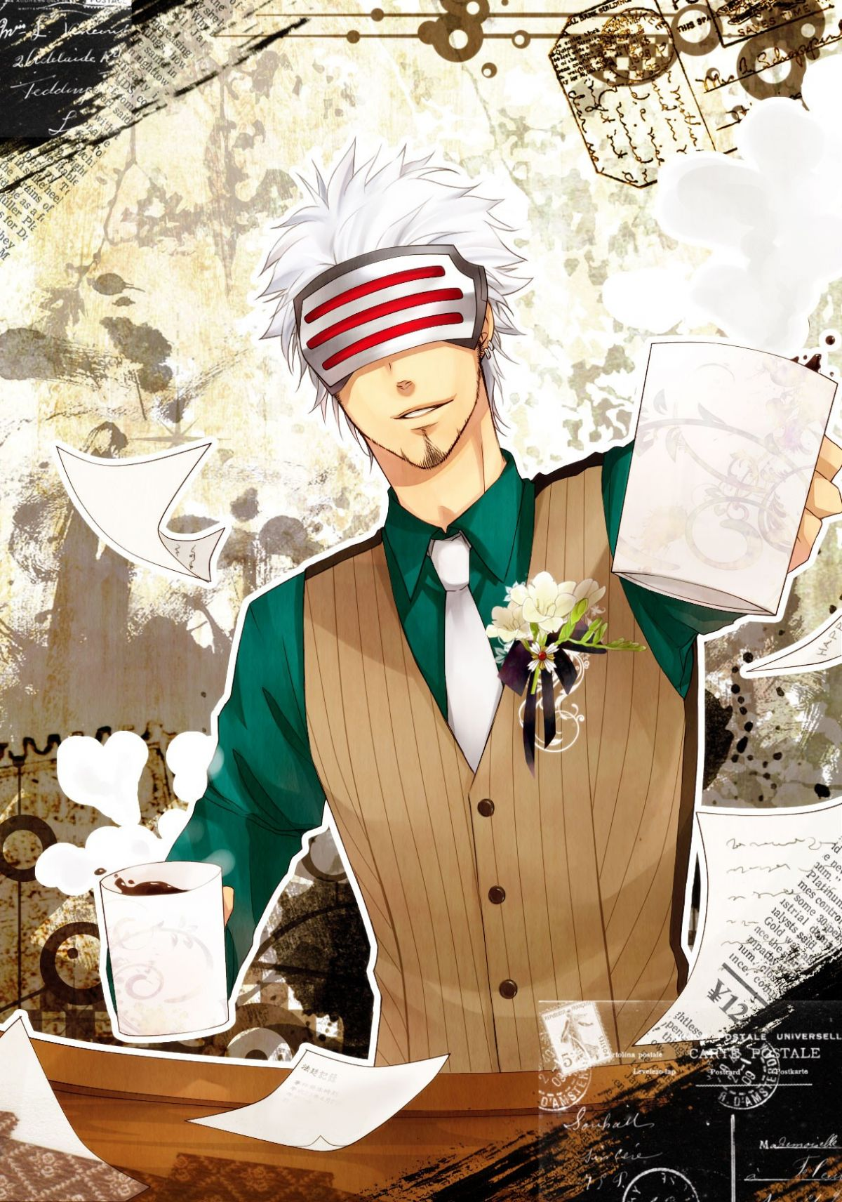 Zerochan Ace Attorney Godot Ace Attorney Fans Share Images