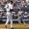 White Bsox Byankees Bbas Carr