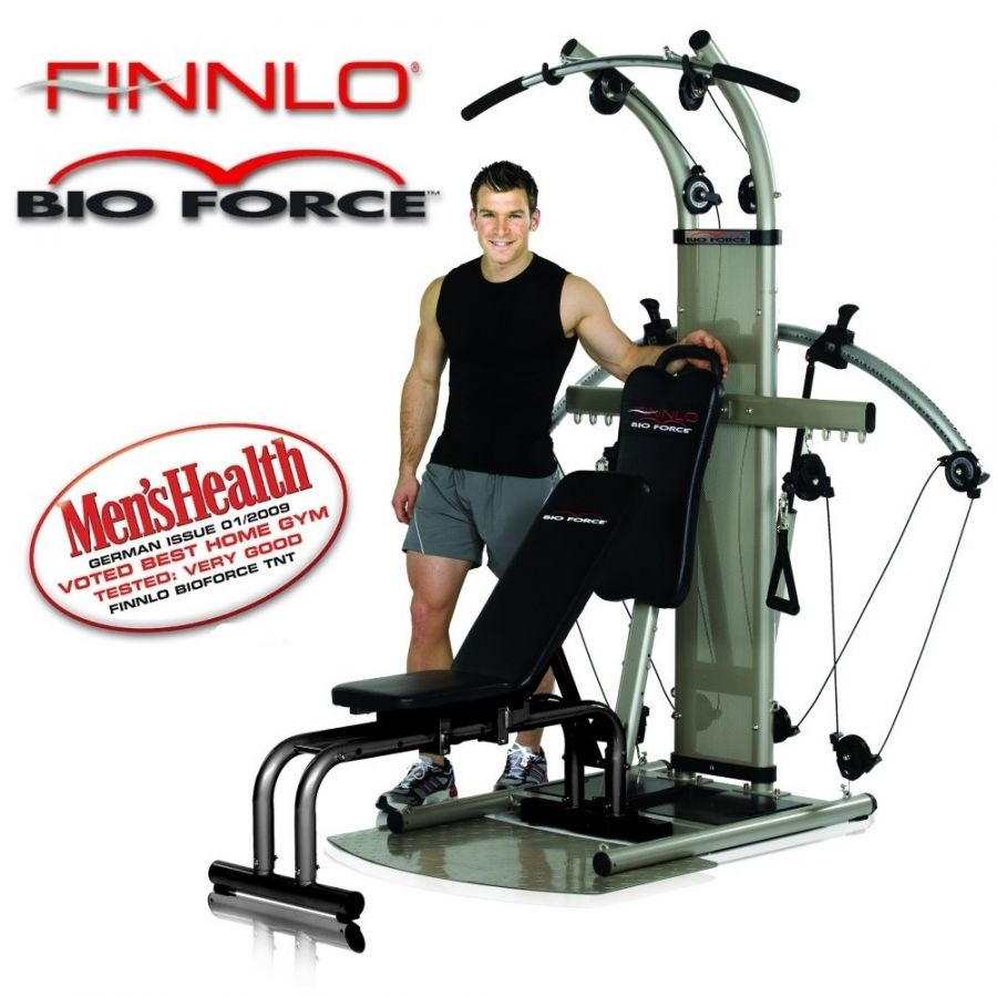 Bio Force Ultimate With Bench